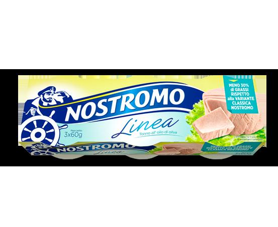 In linea con tonno Nostromo!