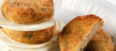 Polpettine di tonno e patate
